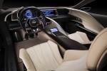 Lexus LF-LC - Innenraum