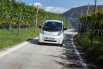 Peugeot iOn bei der ADAC eRallye