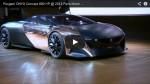 Video: Video: Peugeot Onyx Concept auf dem Pariser Autosalon 2012