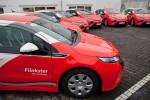 10 Opel Ampera für die Mitarbeiter der DB Fuhrpark