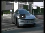 Video: Volkswagen XL1 auf den Strassen von Doha