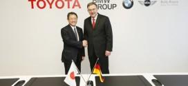 BMW und Toyota wollen bei Brennstoffzelle, Leichtbau und Batterien zusammenarbeiten