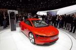 XL1 - Das Ein-Liter-Auto von Volkswagen