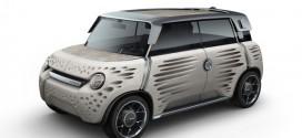 Toyota ME.WE: Besonders leichtes und felxibel nutzbares Konzeptfahrzeug