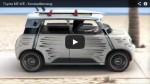 Video: Offizielles Video zur Elektroauto-Studie Toyota ME.WE