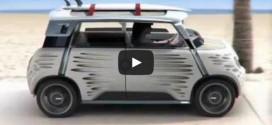 Offizielles Video zur Elektroauto-Studie Toyota ME.WE
