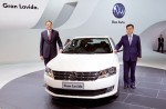 Volkswagen auf der Auto Shanghai 2013
