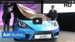 Video von der Enthüllung des Detroit Electric SP:01