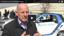 Zukunft der Mobilität: Minister Winfried Hermann stellt sich den Fragen im Video-Interview