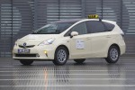 Toyota Prius+ Van ist das Taxi des Jahres 2013