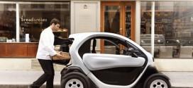 Renault Twizy Cargo: Elektrischer Microtransporter