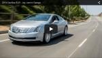 Video: Cadillac ELR bei Jay Leno's Garage