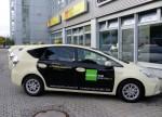 Toyota Prius+ Taxis von TCO