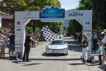 VW XL1 bei der E-Auto Rallye 2013
