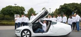Zum zweiten Mal in Folge: Deutschland ist Volkswagen Spritspar-Weltmeister