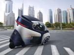 Toyota iRoad Elektrofahrzeug