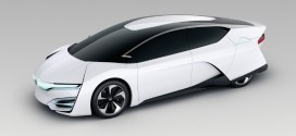 Honda FCEV Concept: Weltpremiere auf der Los Angeles Auto Show
