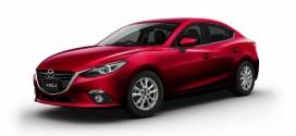 Mazda 3 mit Hybridantrieb kommt in Japan auf den Markt
