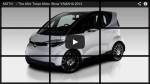 Video: Yamaha Motiv - Kleinstwagen mit Elektroantrieb