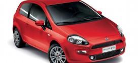 Fiat Punto mit TwinAir-Motor (105 PS)