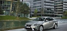 England: Lexus IS 300h verweist die Diesel-Konkurrenz im Vergleichstest auf die Plätze