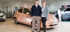 Nissan feiert 100.000 verkaufte Elektroautos