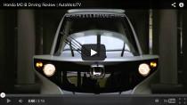 Honda MC-B Testfahrt