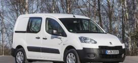 Peugeot Partner Electric: Rein elektrischer Stadtlieferwagen