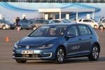 Testfahrt im VW e-Golf