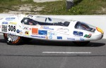 Fahrzeug beim 30. Shell Eco-marathon