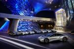 Weltweit erste Auslieferungen des BMW i8 am 05. Juni 2014 in der BMW Welt in München