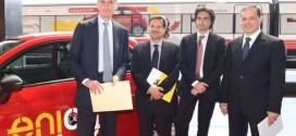 Car-Sharing-Projekt mit Fiat 500 Modellen startet in Rom und Mailand