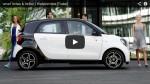 Video: Neuer smart fortwo und forfour
