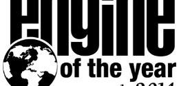 International Engine of the Year Awards 2014 – Kategorien und Gewinner