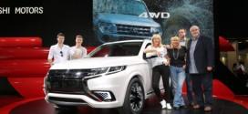 2.943 km mit einer Tankfüllung und Strom im Mitsubishi Plug-in Hybrid Outlander