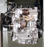 Volvo präsentiert Drive-E Hochleistungsmotor mit 450 PS