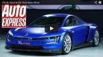 Video: VW XL Sport auf dem Pariser Autosalon 2014