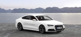 Audi A7 Sportback h-tron quattro: Plug-In Hybrid mit Wasserstoff