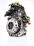 Neuer Volvo Dreizylinder-Motor