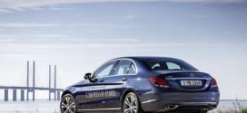 Mercedes-Benz C 350 Plug-In Hybrid – Limousine und Kombi