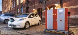 DIVA macht den Nissan Leaf zum perfekten Speicher für Ökostrom
