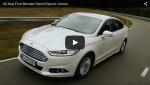 Video: Ford Mondeo Hybrid