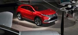 Plug-in-Hybrid Crossover-Studie: Der Mitsubishi Concept XR-PHEV II
