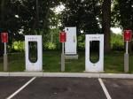 Tesla Supercharger in den USA