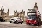 BMW i3 bei DriveNow in London