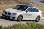 BMW 5er Gran Turismo mit Brennstoffzellenantrieb