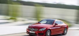 Das neue Mercedes-Benz C-Klasse Coupé: Sportlich-elegant und effizienter