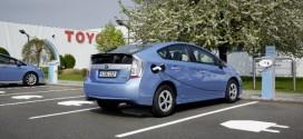 Fünf Umweltsterne für den Toyota Prius Plug-in Hybrid im ADAC EcoTest