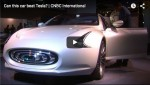 Video: Thunder Power Elektroauto auf der IAA