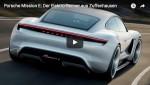 Video: Vorstellung des Porsche Mission E